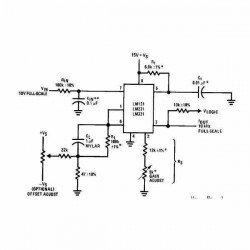 2 x LM331N DIP-8 ROHS Convertidor de precisi/ón de voltaje a frecuencia LM331 IC