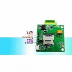 MODULO MODEM CELULAR 3G GPRS GSM SIM5320A Y GPS - ARDUINO
