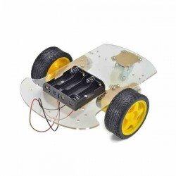 KIT MOTORREDUCTOR ROBOT SEGUIDOR DE LINEA