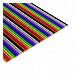 BUS DE DATOS DE COLORES (CABLE RIBBON)