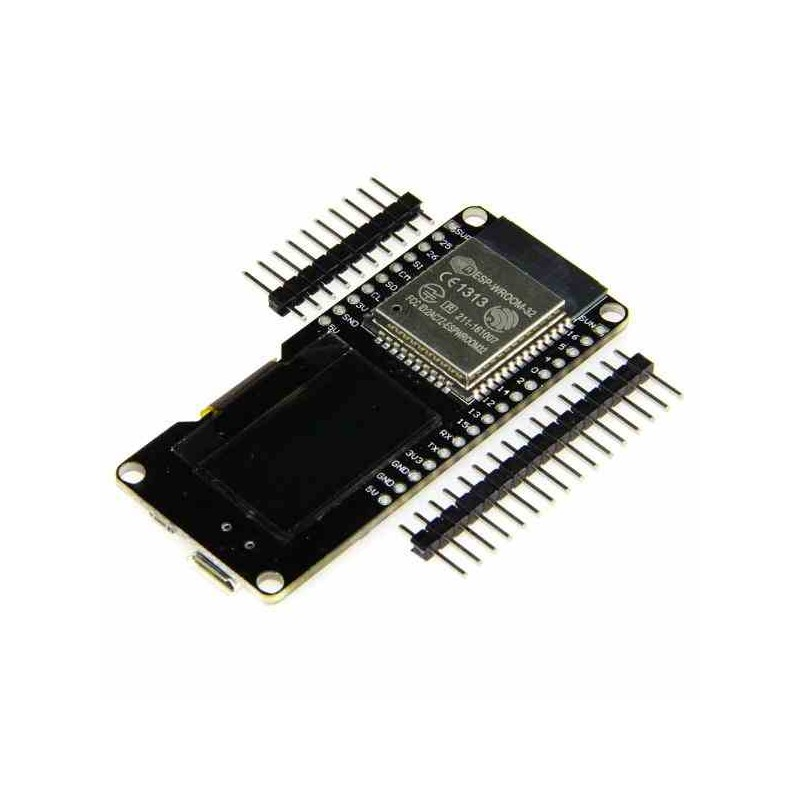 "MODULO ESP32 OLED 0.96"""" WIFI+BLUETOOTH"