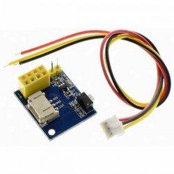 MODULO CONTROLADOR LED RGB ESP8266 ESP-01S WS2812