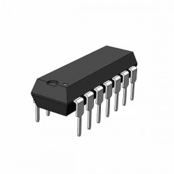 74HC00 COMPUERTA LOGICA NAND