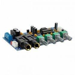 MODULO AMPLIFICADOR DE MICROFONO CON REVERB XH-M173 PT2399
