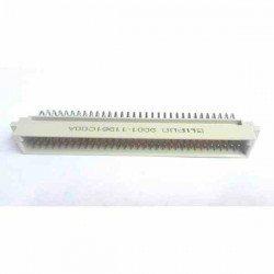 CONECTOR DIN 41612 9001 11961 TIPO C 96 CONTACTOS, MACHO