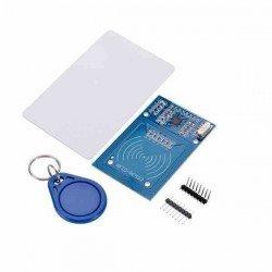 MODULO KIT RFID RC522 CON LECTOR + LLAVERO + TAG