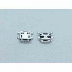CONECTOR MICRO USB CN5 HEMBRA PIN DE CARGA