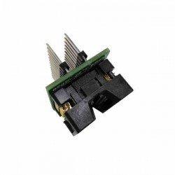 SOCKET ADAPTADOR 300MIL SOIC A DIP28 PINES ZIP, BIOS, EEPROM