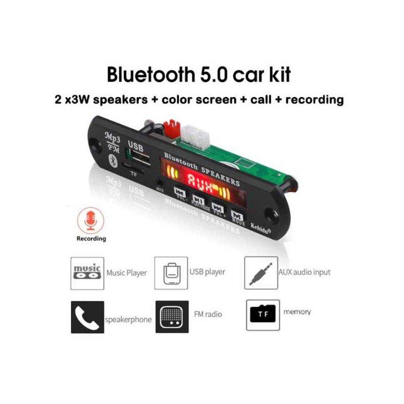 KEBIDU BLUETOOTH 5.0 6W AMPLIFIER
