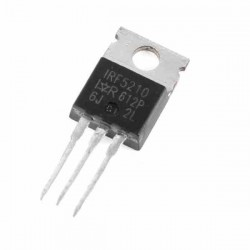 IRF5210 TRANSISTOR MOSFET CANAL P  -100V/-40A