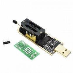 PROGRAMADOR CH341 USB PARA MEMORIA EEPROM, FLASH, BIOS