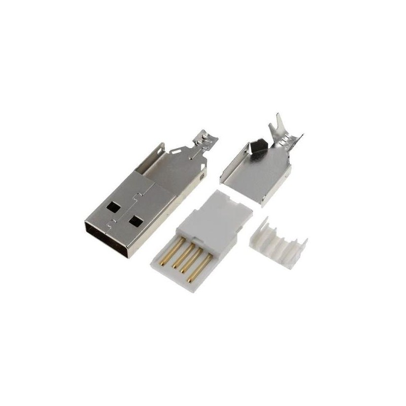 USB A AEREO DESNUDO
