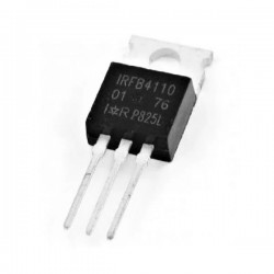 IRFB4110 TRANSISTOR MOSFET 100V/180A   TO220