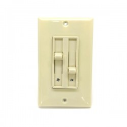 DIMMER DOBLE 120VAC 2.5A 300W
